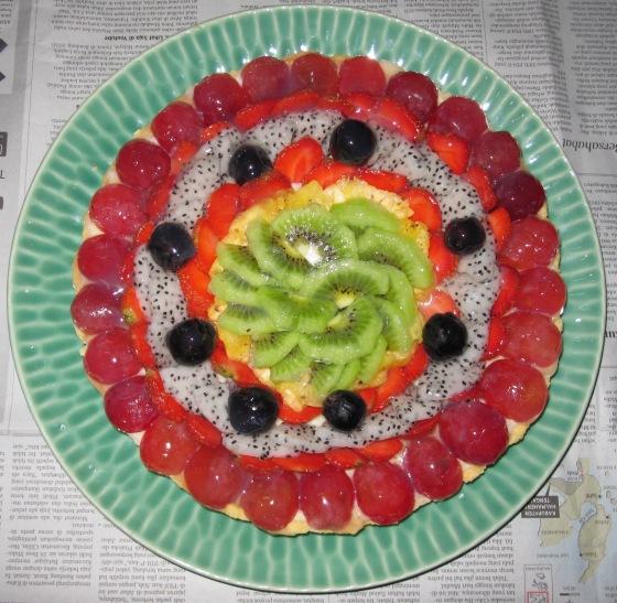 yummy .... fruit pie